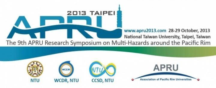 9th Multi-Hazards Symposium 2013