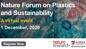Nature Forum: Plastics and Sustainability